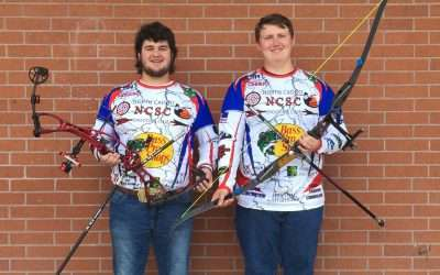 Students Place at State 4-H Archery Competition