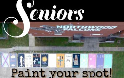 Paint Your Parking Spot Out!