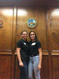 JROTC Cadets Enlist
