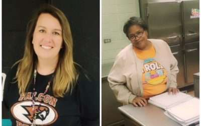 2018-2019 Teacher and Support Person of the Year