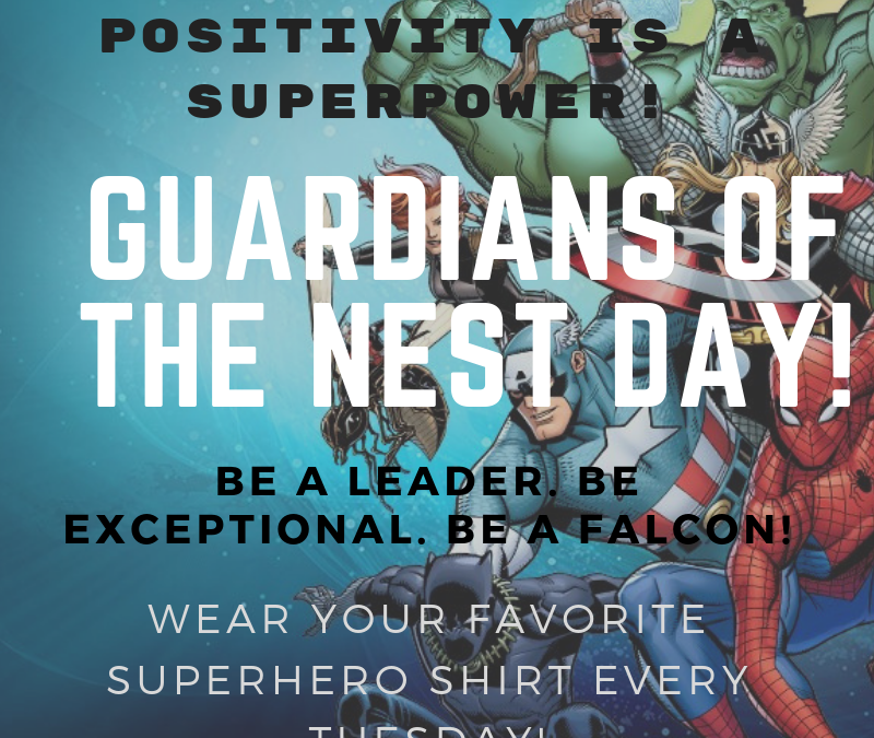 Be A Guardian of the Nest!