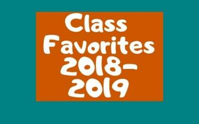 Class Favorites
