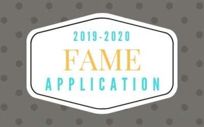 FAME Program Applications