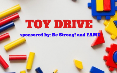Attention All Falcons: We are having a Toy Drive!
