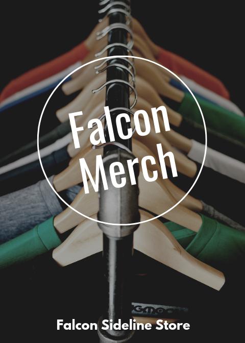 NEW! Falcon Sideline Store