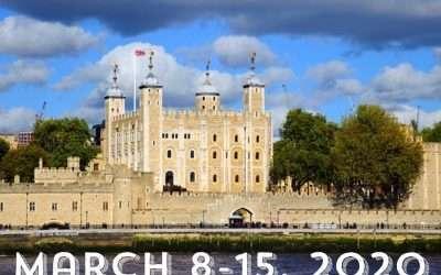 Trip to England!!