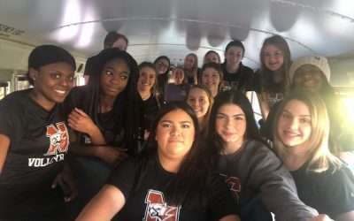 Lady Falcon Volleyball Heads to the Playoffs!