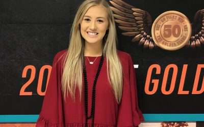 Northwood High School Student of the Year is a District Student of the Year Finalist!