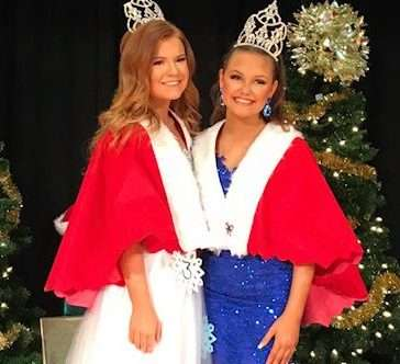 Miss Christmas in Blanchard Queens