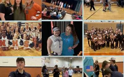 Mystery Solved! The Answer is NHS – Eighth Grade Open House A Success