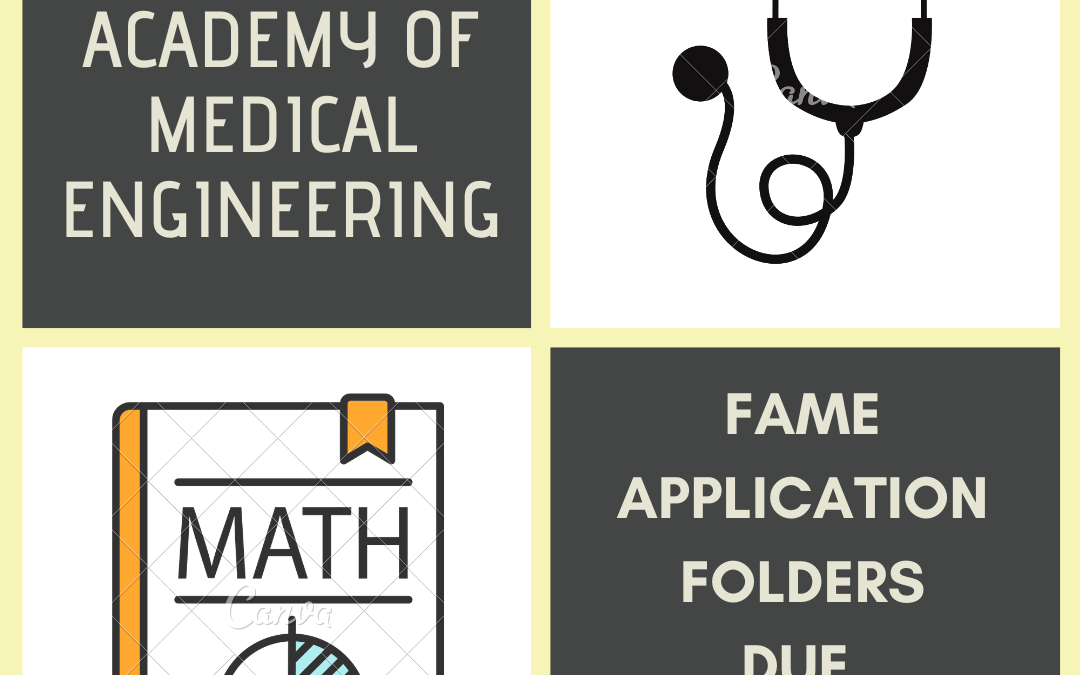 MODIFIED FAME APPLICATION DEADLINE EXTENDED TO MAY 15