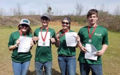 Louisiana 4-H Shooting Sports Regionals