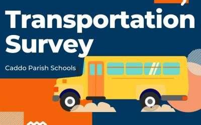Caddo Parish Transportation Survey for 2020-2021 School Year