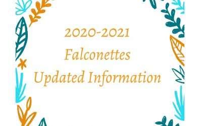 Falconettes Pep Squad 2020-2021
