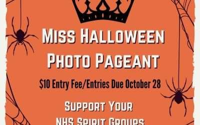Happy Halloween Photo Pageant