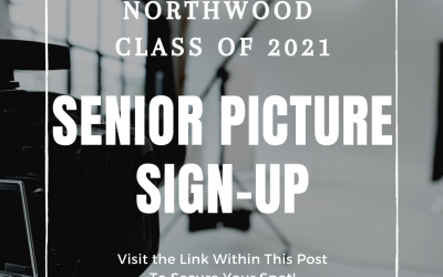Sign Up for Your Time Slot for Senior Pictures!
