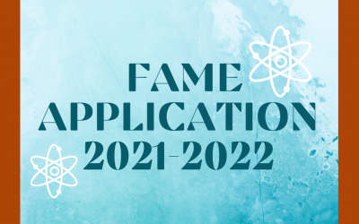 2021-2022 FAME APPLICATION AND INFORMATION