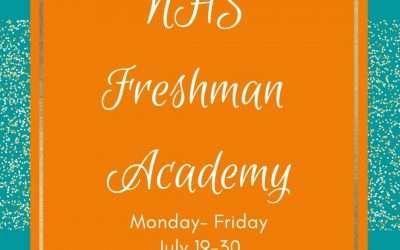 NHS Freshman Academy