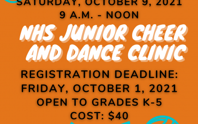Cheer and Falcon Line Junior Clinic!